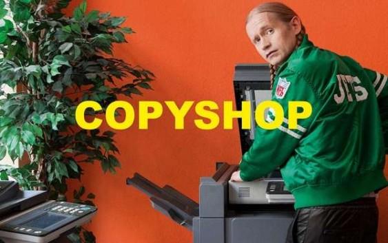 Romano: Copyshop – Album Review