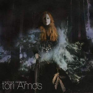 Sounds & Books_Tori Amos_Native Invader_Cover