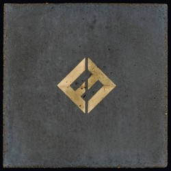 Sounds & Books_Foo Fighters_Concrete and Gold_Cover
