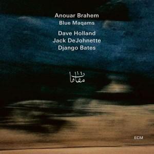 Sounds & Books_Anour Brahem_Blue Maqams_Cover