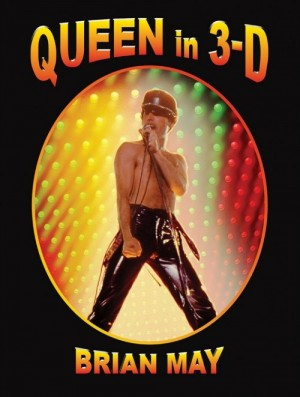 Sounds & Books_Brian May Queen in 3D