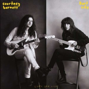Sounds & Books_Courtney Barnett Kurt Vile_Lotta Sea Lice_Cover