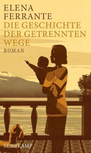 Sounds & Books_Elena Ferrante_Die Geschichte der getrennten Wege_Cover