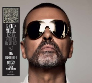 Sounds & Books_George Michael_Listen und MTV Unplugged_Cover
