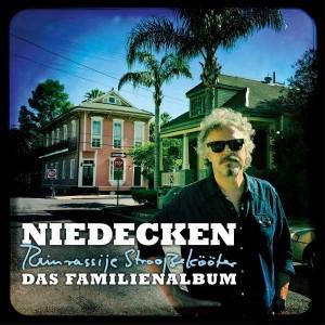 Niedecken_Das Familienalbum_Cover