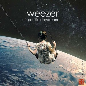 Sounds & Books_Weezer_Pacific Daydream_Cover