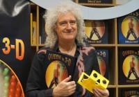 Mit Brian May auf der Frankfurter Buchmesse 2017
