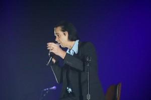 Nick Cave live in Hamburg 2017 Sporthalle