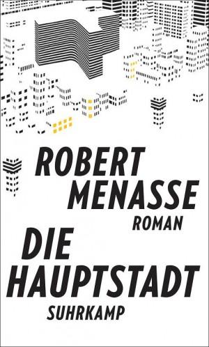 Sounds & Books_Robert Menasse_Die Hauptstadt_Cover