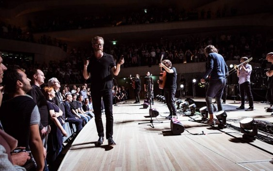 The National live in der Hamburger Elbphilharmonie – Konzertreview