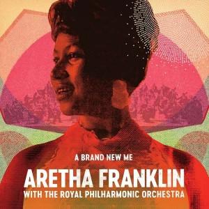 Sounds & Books_Aretha Franklin_ A Brand New Me_Cover