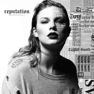 Sounds & Books_Taylor Swift_Reputation_Cover
