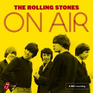 Sounds & Books_The Rolling Stones_On Air_Cover