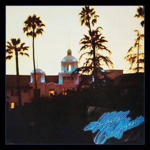 Sounds & Books_Eagles_Hotel Calofornia_Original Album Cover