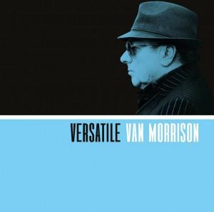 Sounds & Books_Van Morrison_Versatile_Cover