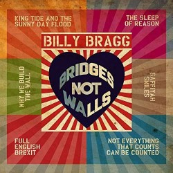 Sounds & Books_Billy Bragg_Bridges Not Walls_Cover