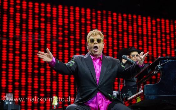 Elton John live in Hamburg 2017 – Konzertreview