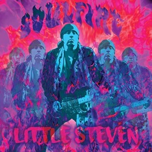 Sounds & Books_Little Steven_Soulfire_Cover_Universal Music