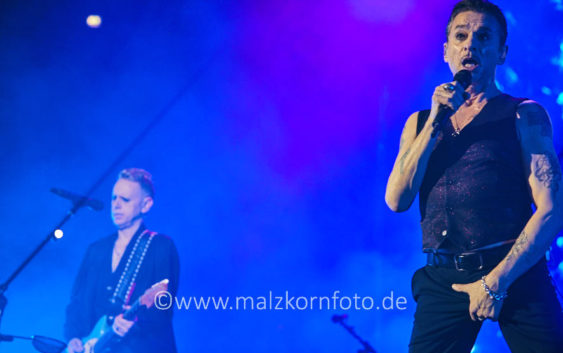 Depeche Mode live in Hamburg 2018 – Konzertreview