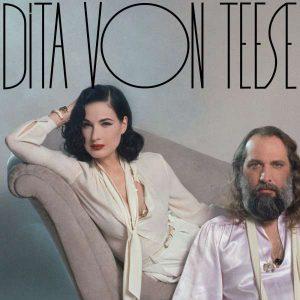 Dita Von Teese Cover