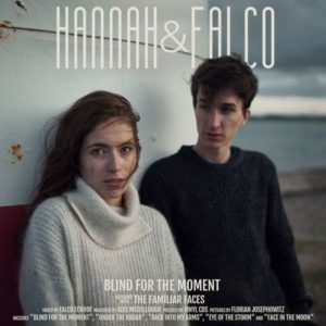 Hannah & Falco Blind For The Moment Cover