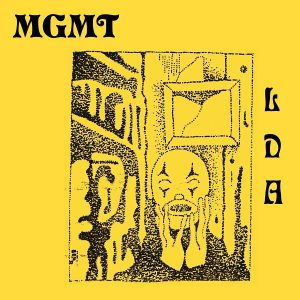 MGMT Little Dark Age Cover