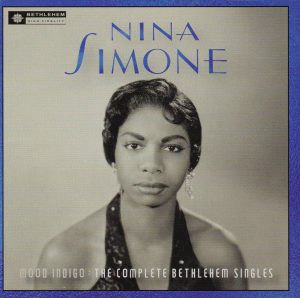 Nina Simone Moon Indigo Cover BMG
