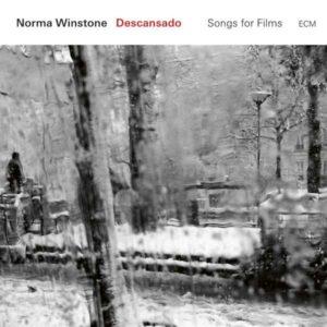 Norma Winstone Descansado Albumcover