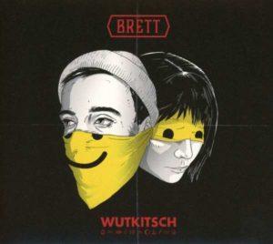 Brett WutKitsch Albumcover