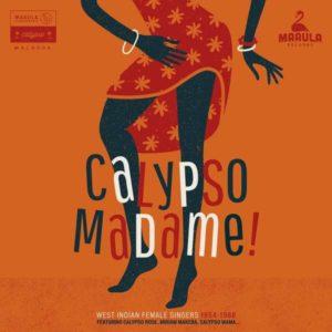 Calypso Madame! Albumcover Maaula Records