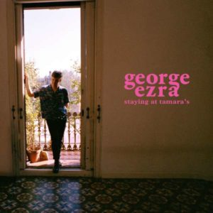 George Ezra Staying At Tamara's Albumcover Columbia Records