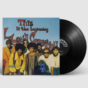 Leon's Creation This Is The Beginning Cover Acid Jazz Records
