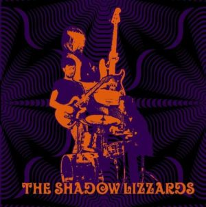 The Shadow Lizzards Albumcover