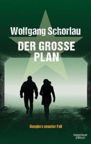Wolfgang Schorlau Der große Plan Cover