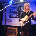 Fenne Lily live in Hamburg 2018 Nochtspeicher by Gérard Otremba