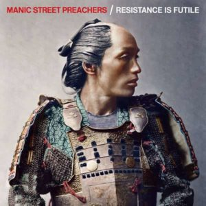 Manic Street Preachers Resistance Is Futile Albumcover Columbia Records