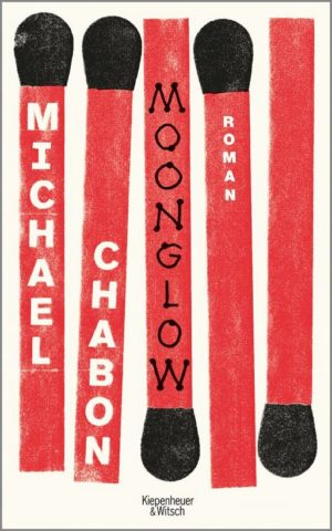 Michael Chabon Moonglow Cover Kiepenheuer & Witsch