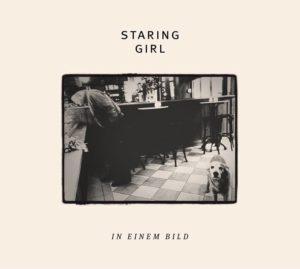 Staring Girl In einem Bild Albumcover