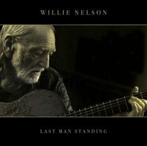 Willie Nelson Last Man Standing Albumcover Sony Music
