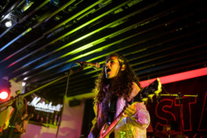 The Tuts auf der Nick Alexander Memorial Stage im Roundhouse während des Lost Evenings 2 Festivals