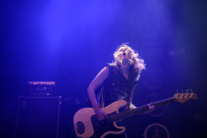 The Subways im Roundhouse während des Lost Evenings 2 Festivals