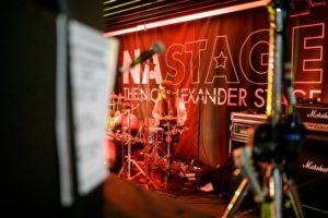 The Pearl Hearts auf der Nick Alexander Memorial Stage im Roundhouse während des Lost Evenings 2 Festivals