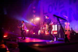 Love , Ire & Song Special – Frank Turner & the Sleeping Souls im Roundhouse während des Lost Evenings 2 Festivals