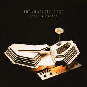 Arctic Monkeys Tranqulitiy Base Albumcover