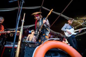 Seas of Mirth auf der Rock 'n' Roll Butterfahrt
