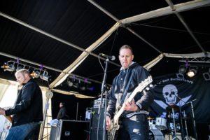Outsiders Joy auf der Rock 'n' Roll Butterfahrt