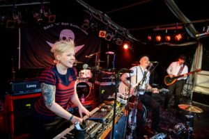Johnny Reggae Rub Foundation auf der Rock 'n' Roll Butterfahrt