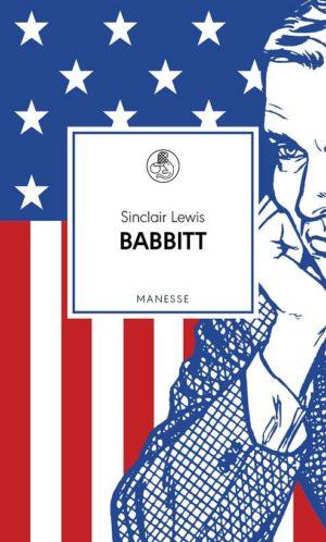 Sinclair Lewis Babbitt Cover Manesse Verlag