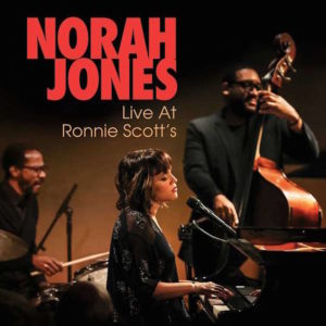 Nora Jones Live At Ronnie Scott's Album Cover Universal Music