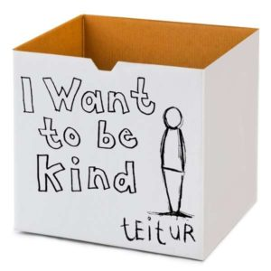 Teitur I Want To Be Kind Albumcover Ferryhouse Productions